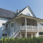 Foto Wohnhaus mit Veranda