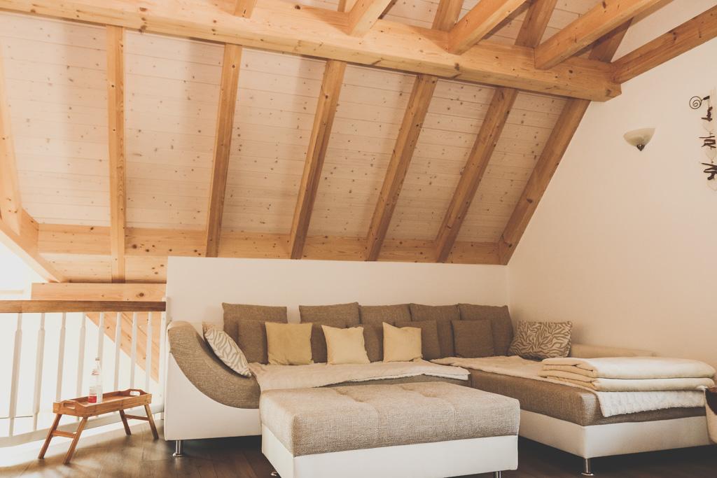 Wohnhaus mit Veranda